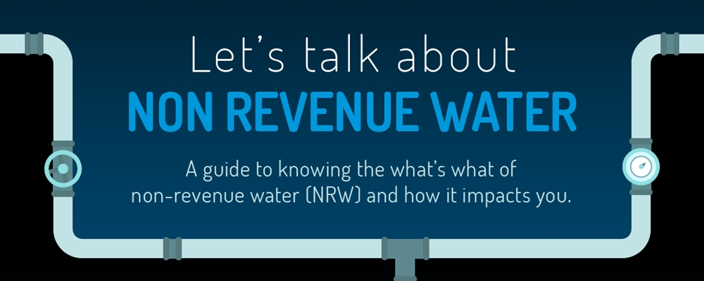 Infographic: Why you should care about non-revenue water