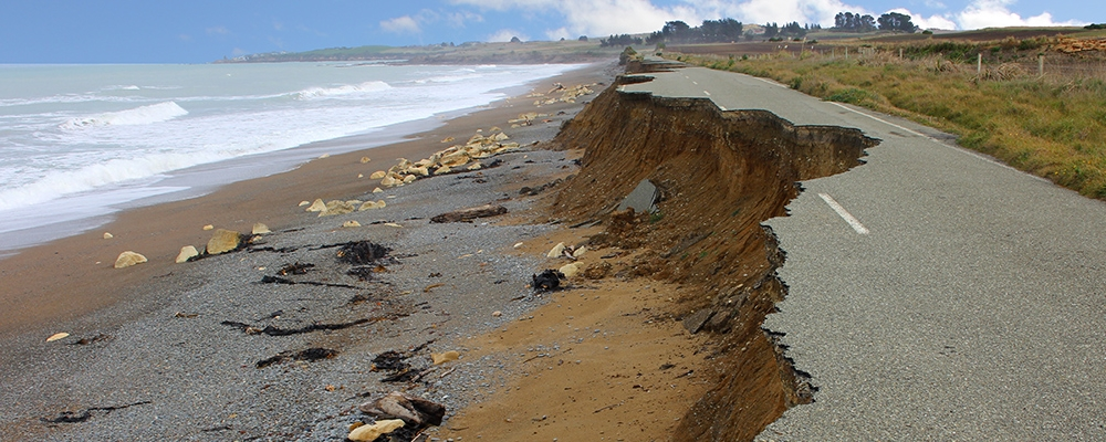 How technology is helping professionals manage coastal erosion successfully