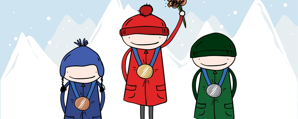 [Quiz] What kind of Winter Olympian are you?