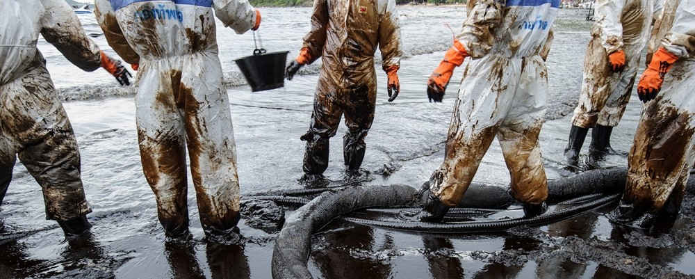 Accidental oil spills giving you a headache? It's time to plan ahead